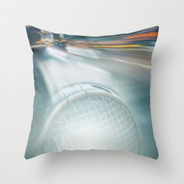 Life in the Fast Lane III Throw Pillow