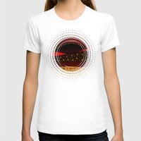 spring T-shirts featuring Red spring by Viviana Gonzalez