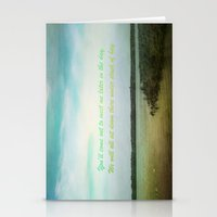 poem Stationery Cards featuring Summer Poem by Armine Nersisian
