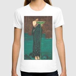 John William Waterhouse - Circe Invidiosa 1892 T-shirt