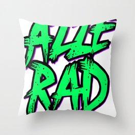 Azzerad Throw Pillow