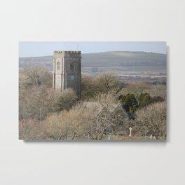 Roche Church Metal Print