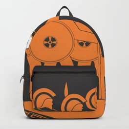 greek glance Backpack