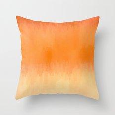 Watercolors Fun IV Throw Pillow