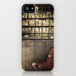 FADED MEDICINE SHOP iPhone Case