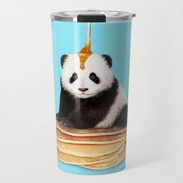 PANCAKE PANDA Travel Mug