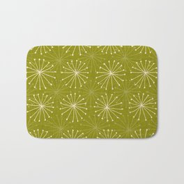 seedheads green Bath Mat