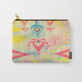 Ikat en Avril Carry-All Pouch