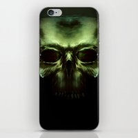 aliens iPhone & iPod Skins featuring Aliens by Jav S.