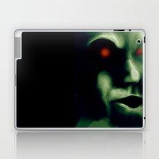 The Green Visitor Laptop & iPad Skin