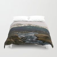 british Duvet Covers featuring British Columbia by Diana Eastman