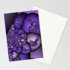 Perplexity of Purple Stationery Cards