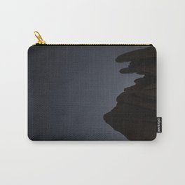 Moonlit Mountains Carry-All Pouch