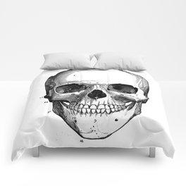 Skull 6 Comforters