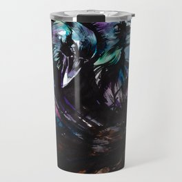 Two Ravens Travel Mug