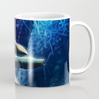 samus Mugs featuring Samus by Louten
