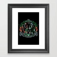 The Original Starters Framed Art Print
