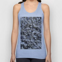 Shucked Oyster Shells Unisex Tank Top