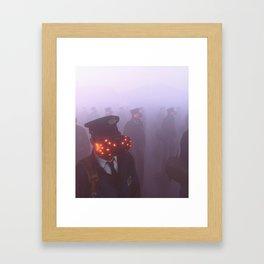 Virtual Mail Framed Art Print