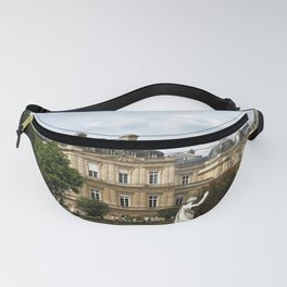 Luxembourg Gardens 13 Fanny Pack
