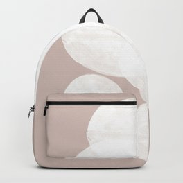 Pastel Abstract Art, Soft Color Backpack