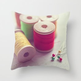 It's the simple things... Throw Pillow