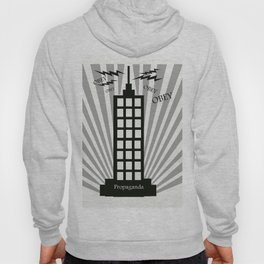 Obey Factory Poster  Hoody