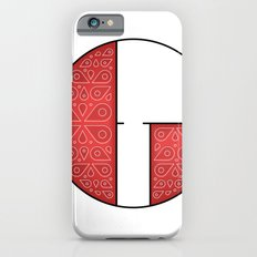 The Letter G iPhone 6s Slim Case