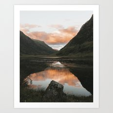 Time Is Precious - Landscape Photography Art Print