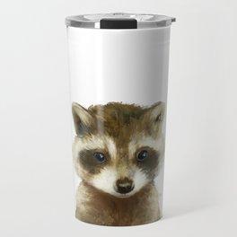 Little Raccoon Travel Mug