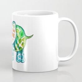 Rainbow Elephant Coffee Mug