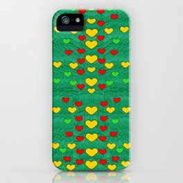 love is in all of us to give and show iPhone Case