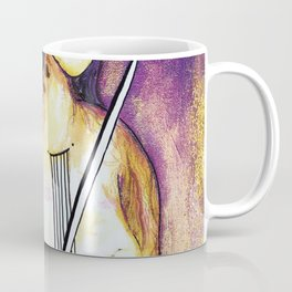 Violin player Coffee Mug