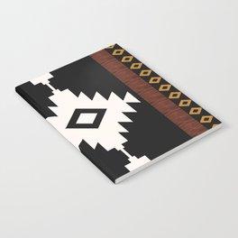Pueblo in Sienna Notebook