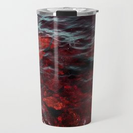 Red Waters Travel Mug