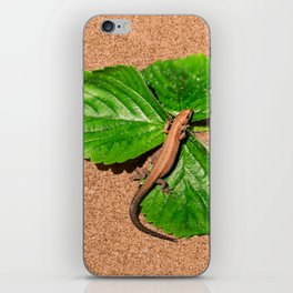 I am busy, I am tanning iPhone Skin