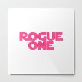 Neon Rogue Metal Print