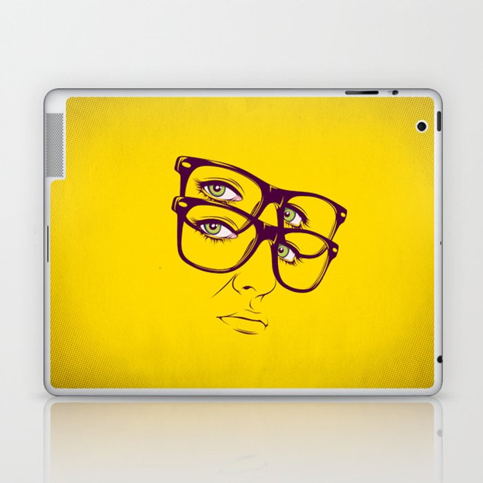 Y. Laptop & iPad Skin
