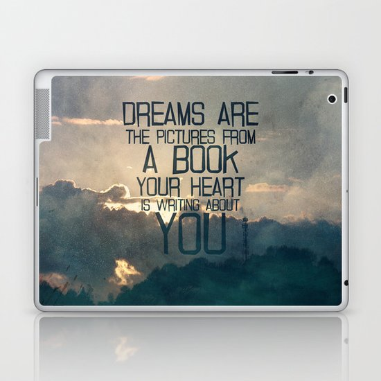 Dreams Art... Laptop & iPad Skin