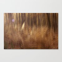 fern Canvas Prints featuring Fern by Mina Teslaru
