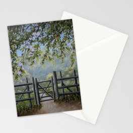 Summer | Country Landscape Stationery Cards