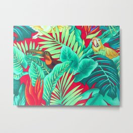 tropic topic Metal Print
