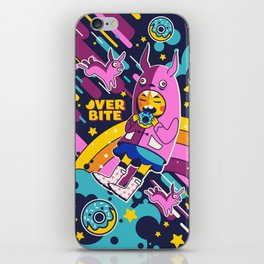 Overbite: Sour Bunny 2 iPhone Skin