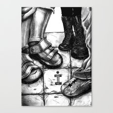 Pathfinder Cronicle #10 Canvas Print
