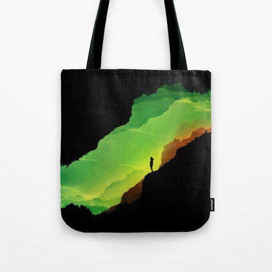 Toxic ISOLATION Tote Bag