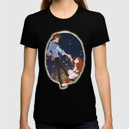 Little Amelia and her Raggedy man. T-shirt