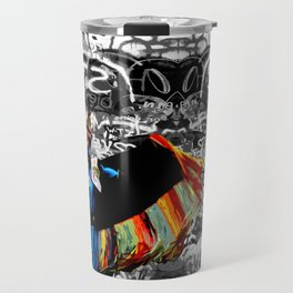 Native Love Travel Mug