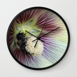 Bee Amazing Wall Clock
