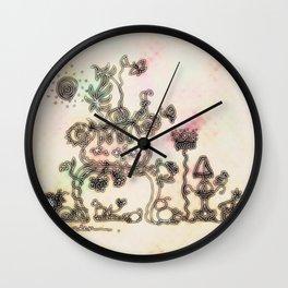 cool sketch 86 Wall Clock
