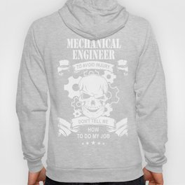 Mechanical Engineer Hoody